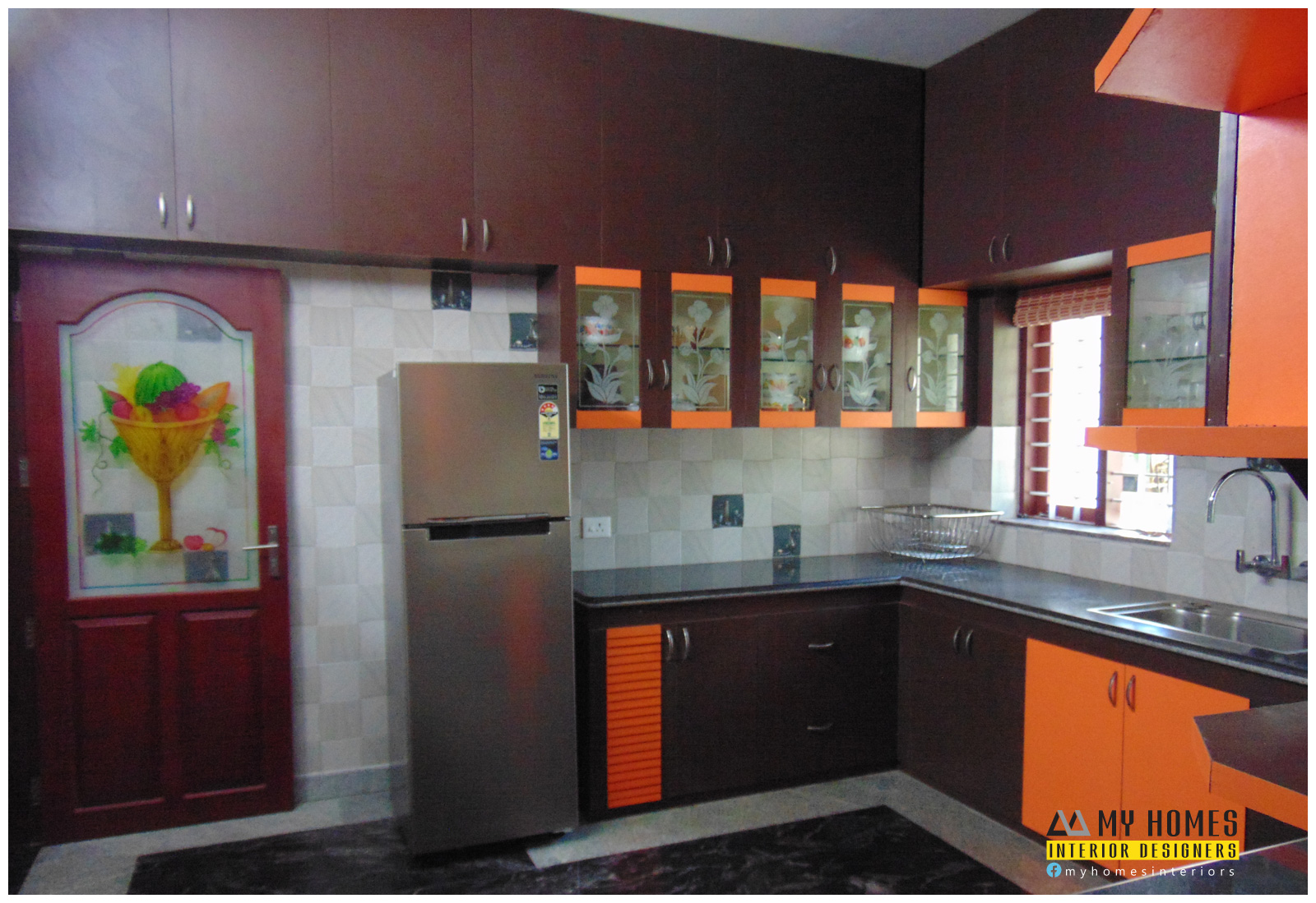 Kerala Kitchen Designs From Top Interior Designers Thrissur