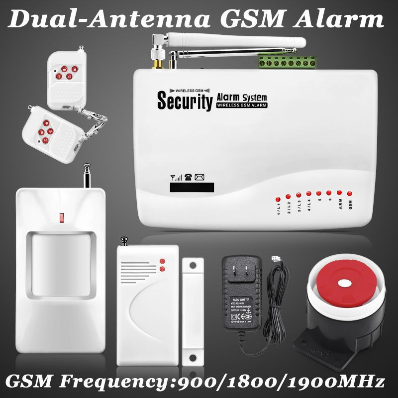Wireless House Security Systems