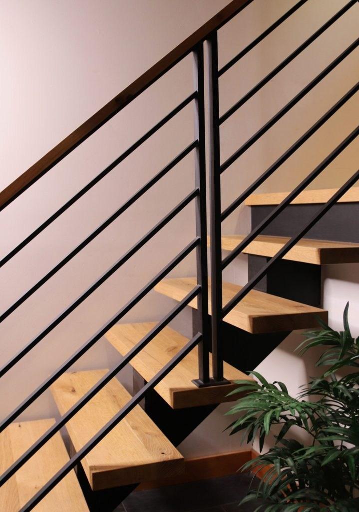Powder Coating Steel And Aluminum Keuka Studios | Powder Coated Handrails For Stairs | Ornamental Iron | Metal | Deck Railing | Wrought Iron Balusters | Balcony