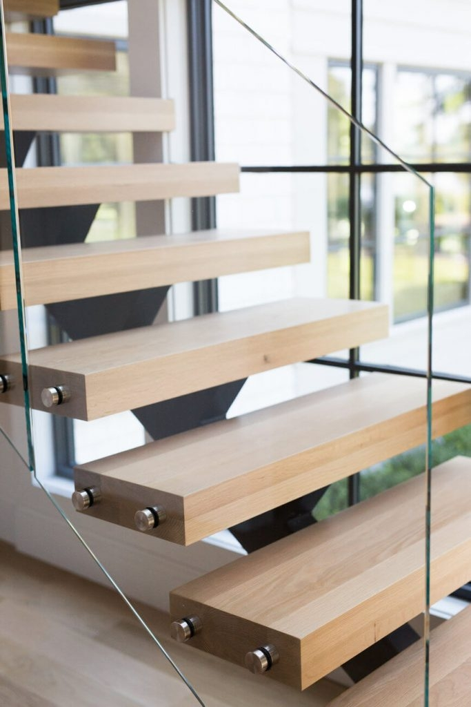 6 Types Of Stair Treads What To Know Before Choosing Various | Stair Treads For Wood Stairs | Anti Slip Stair | Stair Nosing | Stair Risers | Hardwood Flooring | Examples Terramai