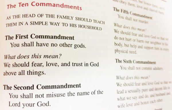 10 commandments # 85