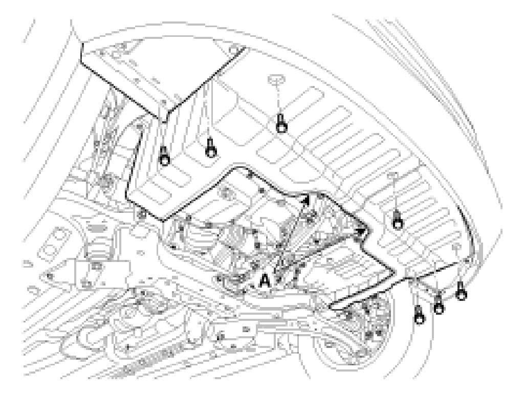 Horns replacement instructions kia rh kia s