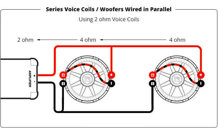 wiring 6 8 ohm speakers best 8 ohm speakers wiring 6 8 ohm speakers #35