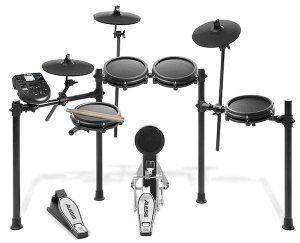 My 12 Best Electronic Drum Sets 2018  5 Cheap Ones Under 500 The Alesis Nitro Mesh is the second best electronic drum set