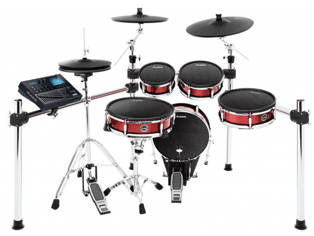 My 12 Best Electronic Drum Sets 2018  5 Cheap Ones Under 500 Alesis Strike     Most Affordable High End E Drum Kit