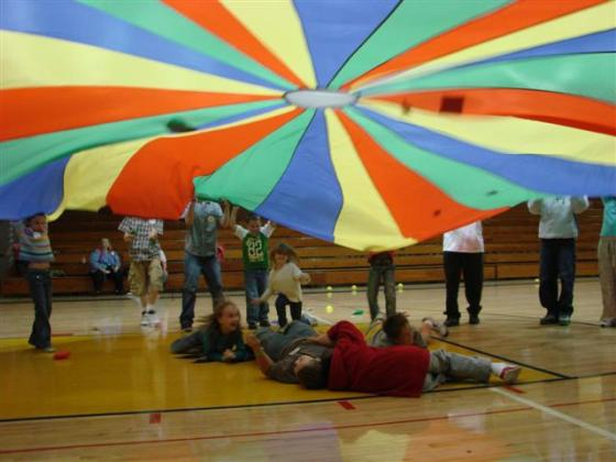 31 Fun Parachute Games and Activities   Parachute Games   Kid Activities Most think parachute games are only for very young children   not so  Some of  the games below    especially those that use a ball  are fun for kids 5 to 11