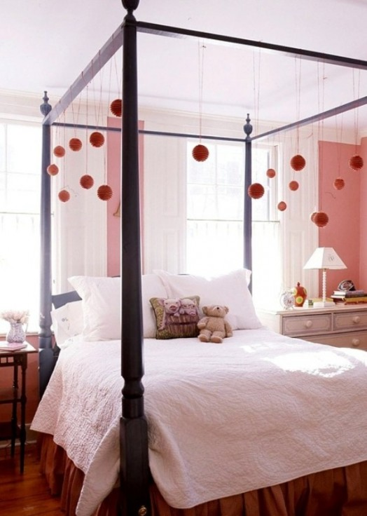 31 Charming Canopy Bed Ideas For A Kid S Room Kidsomania