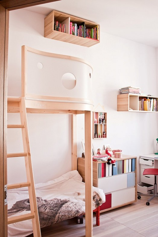 Amazing And Modern Kids Room Design From Poland Kidsomania