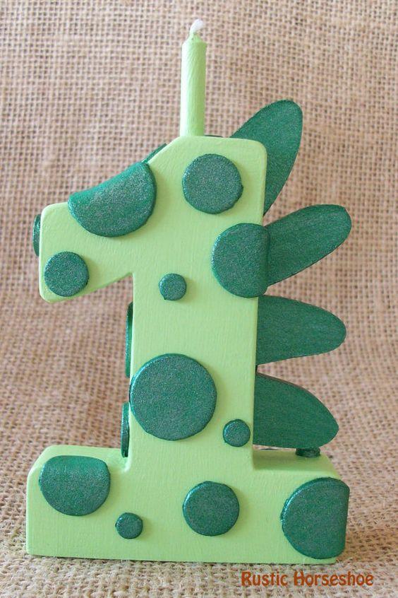 Dinosaur Themed First Birthday Cake Ideas Kid Transit