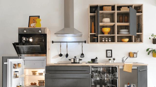 Ideen für kleine Küchen und Kompaktküchen | kika.at