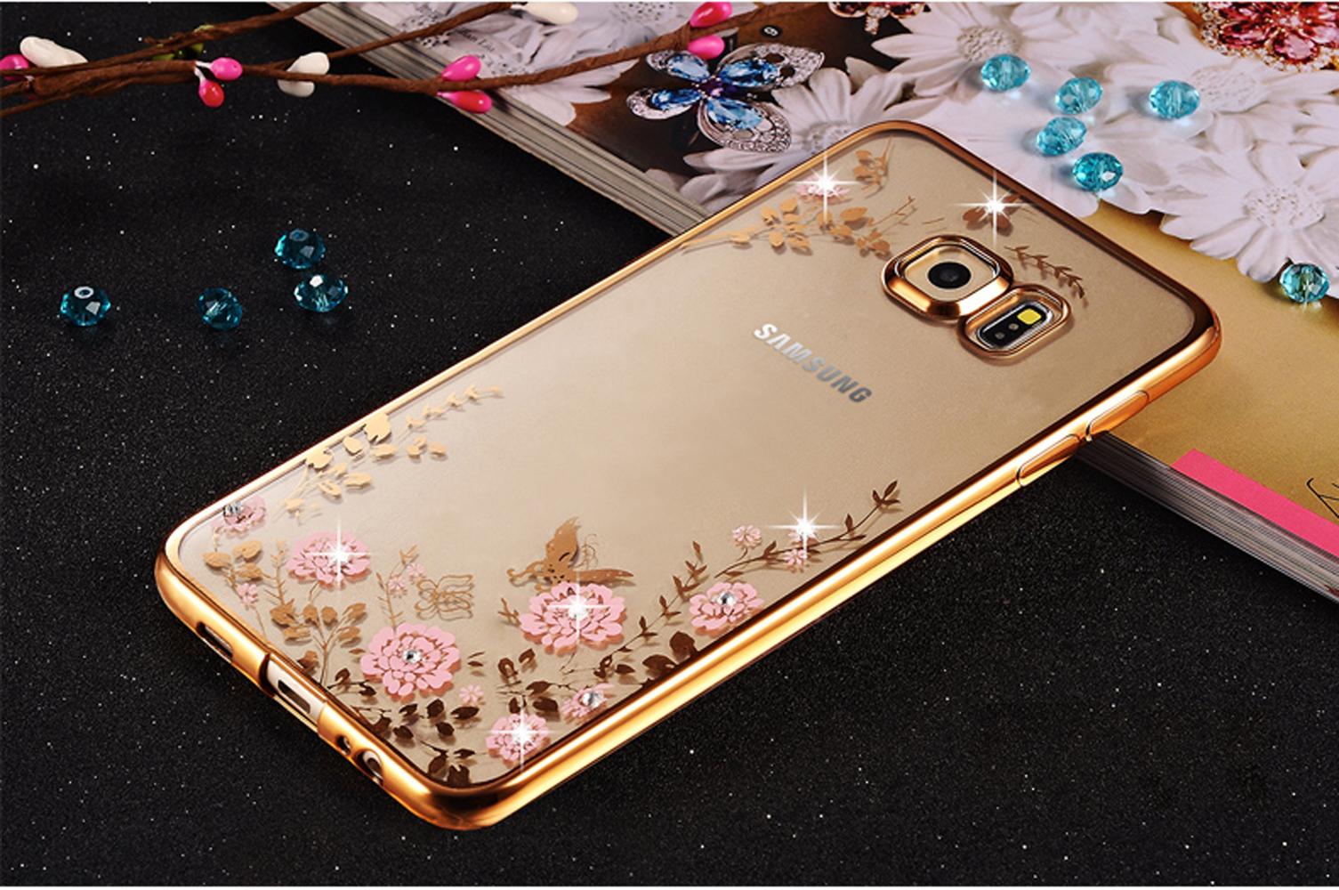 Wholesale Samsung Galaxy S7 Secret Garden Electroplate