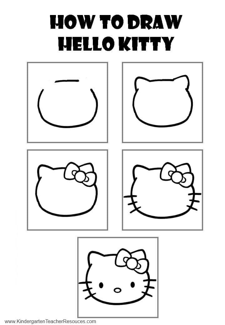 Drawing Feather Kindergarten