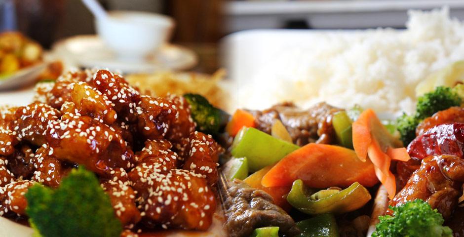 Lunch Menu Yummy House