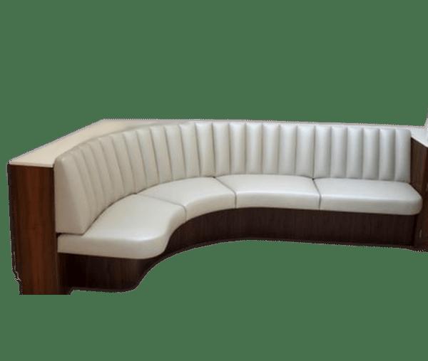 Upholstered Kitchen Bench