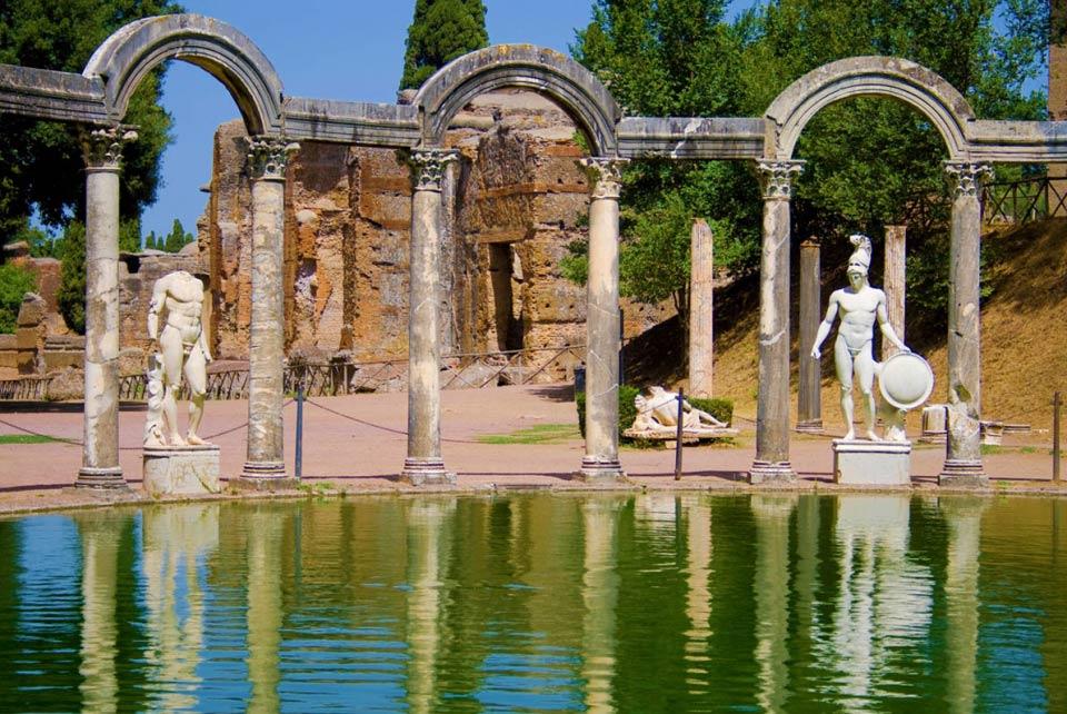 Hadrians Villa Hours Open
