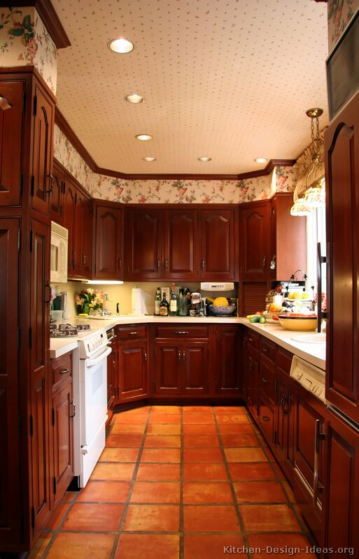 Kitchen Design Pictures Traditional