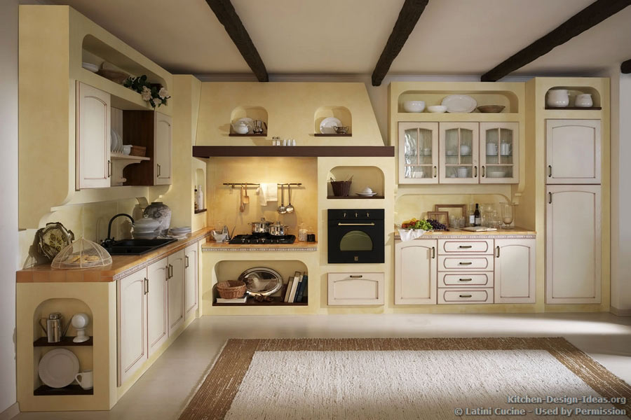 Latini Cucine Classic Amp Modern Italian Kitchen Designs