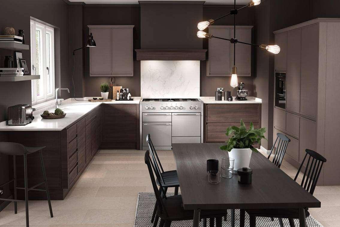 Contemporary Kitchen Units Designs