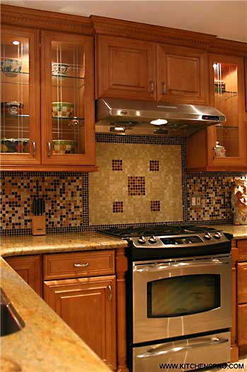 Honey Maple Kitchen Cabinets Kitchen Pro