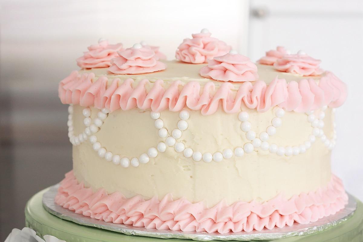 Bakery Style Vanilla Sponge Cake Kitchen Trials