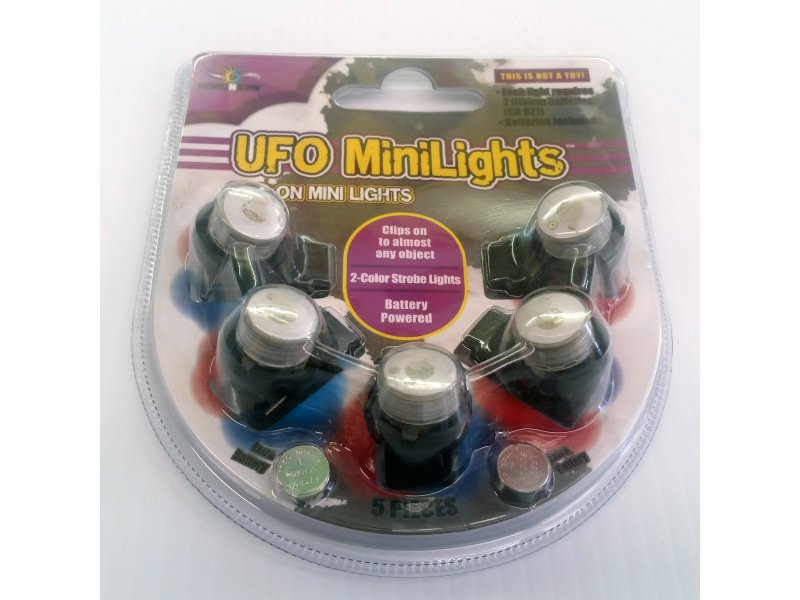 Ufo Band Lights Out