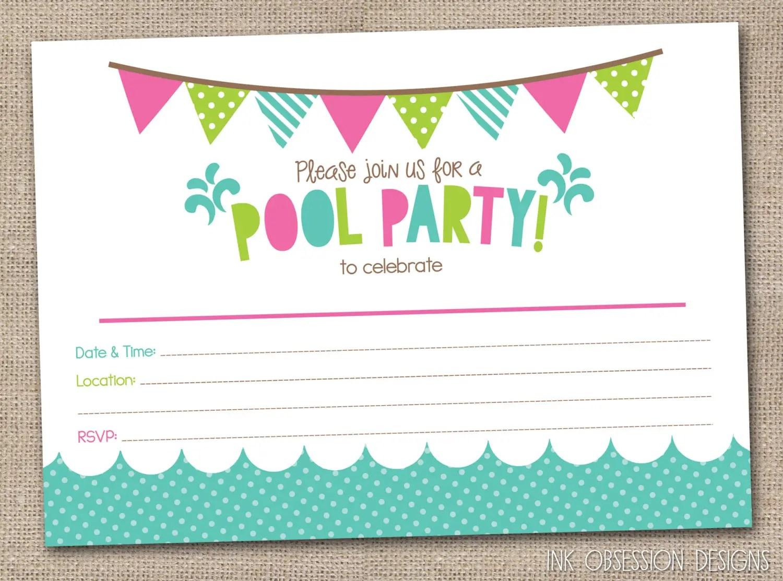 Printable Invitations Uk