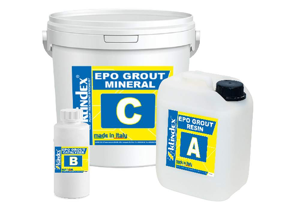 EPO GROUT SYSTEM