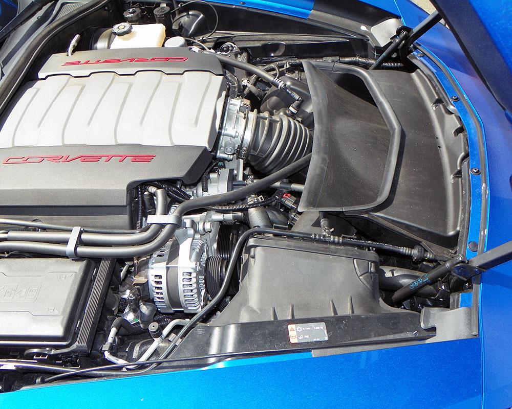 Lt1 Corvette Fuel Filter Location