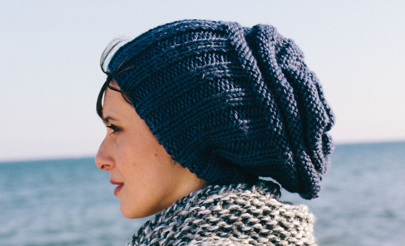 Knit Hat Pattern Purl Bee