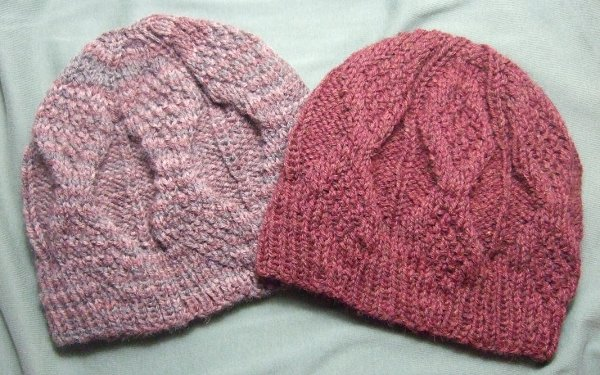 Flat Top Mens Knit Cap Pattern