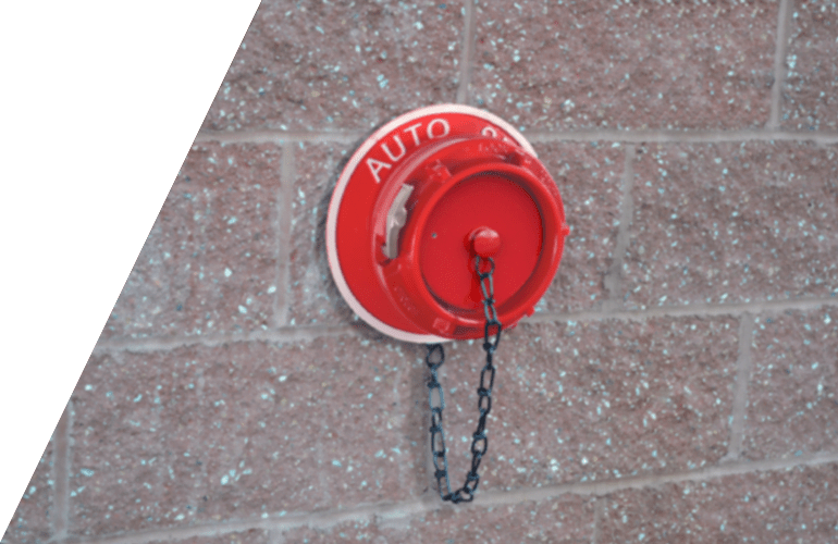 Connection Fire Department Storz