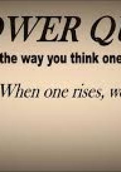 Quotes on Power