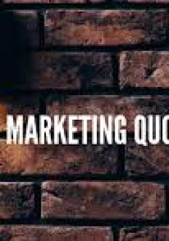 100 Inspirational Online Marketing Quotes Part 1