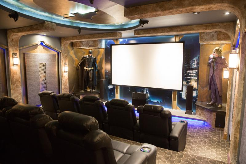Themed Home Theaters In Chicagoland Amp Frankfort Kole Digital
