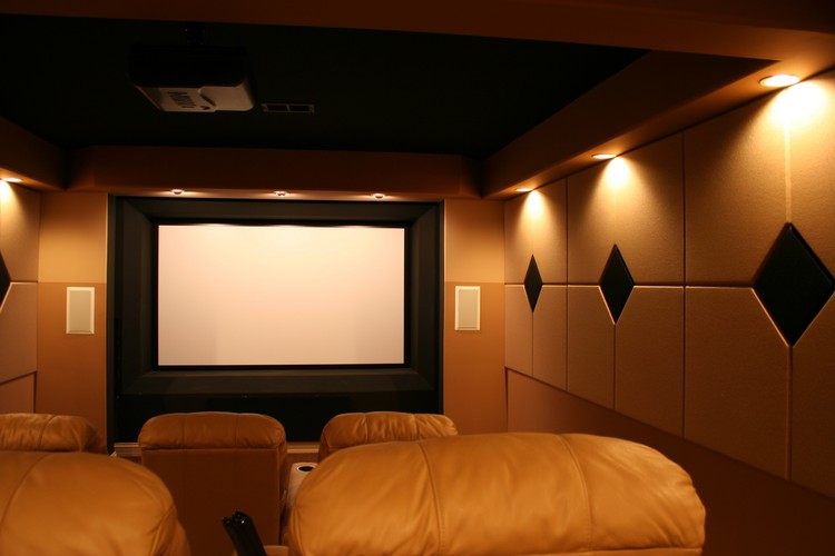 Contemporary Home Theaters In Frankfort Amp Chicago Kole