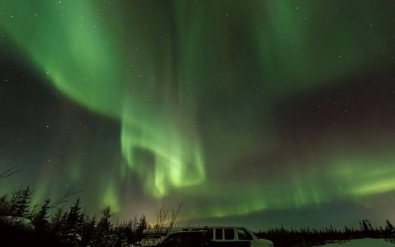 Best Vacation See Northern Lights