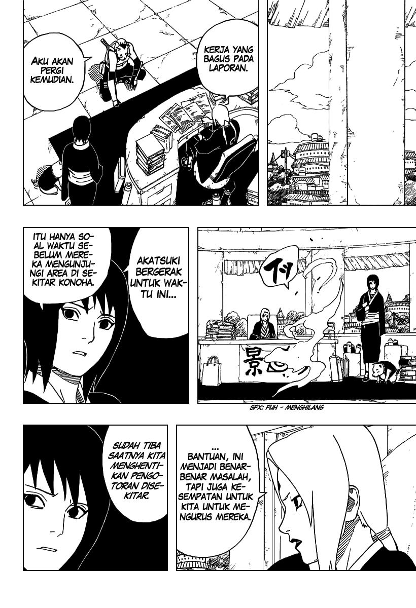 Naruto Chapter 312 Page 6