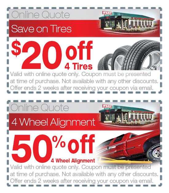 Free Tire Alignment Near Me