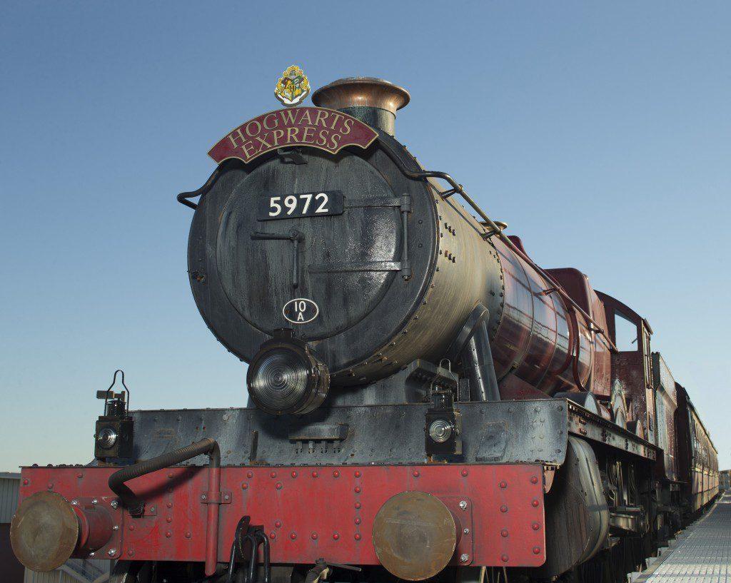 Harry Potter Hogwarts Express Train Ride at Universal ...