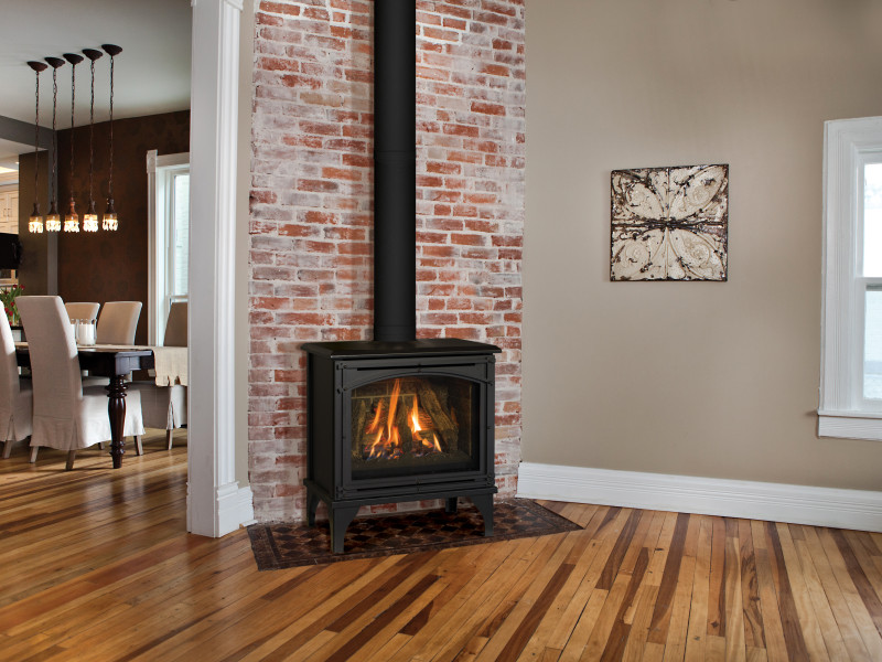Free Standing Propane Fireplace Stoves