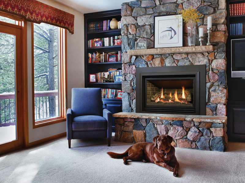 Chaska 335s Gas Fireplace Insert Gas Fireplaces