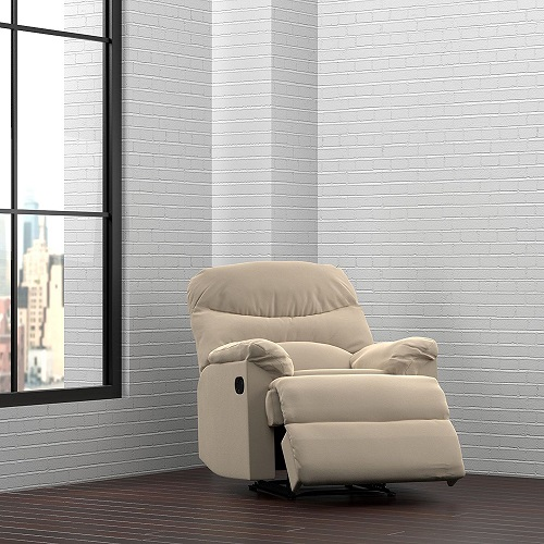 Faux Leather Seat Cushions