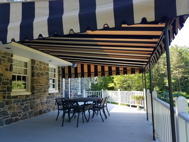 Stationary Canopies Kreider S Canvas Service Inc