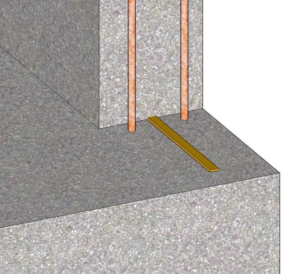 Concrete Form Ties Waterstop
