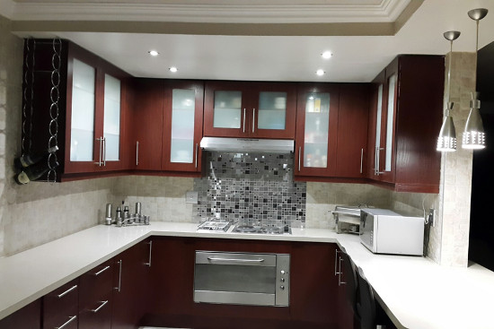 Kitchen Design 4m X 2m