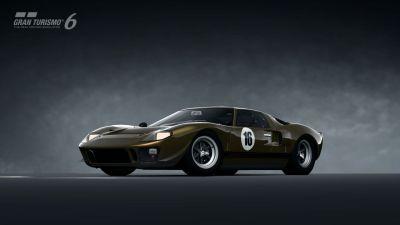 Ford GT40 Mark I '66 | Gran Turismo 6 | kudosprime.com