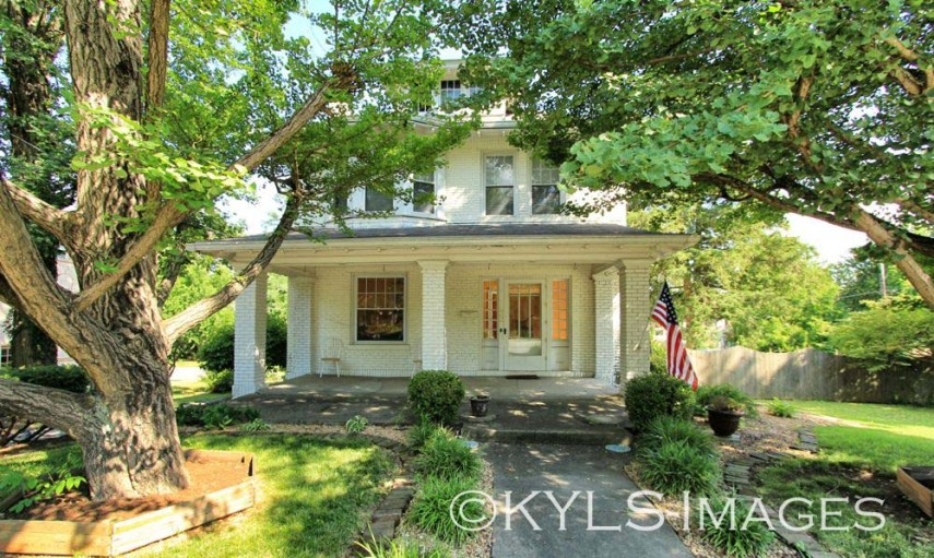 Craftsman Style House for sale Danville Kentucky House for sale Danville Kentucky  Historic Home in KY  Danville Kentucky  Realtor