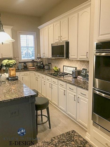 E Design 3 Painted Oak Amp Maple Kitchen Cabinet Projects