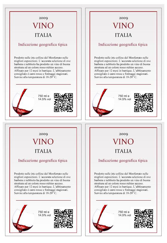 Etiqueta De Vino 171 Labeljoy Software De Impresi 243 N De