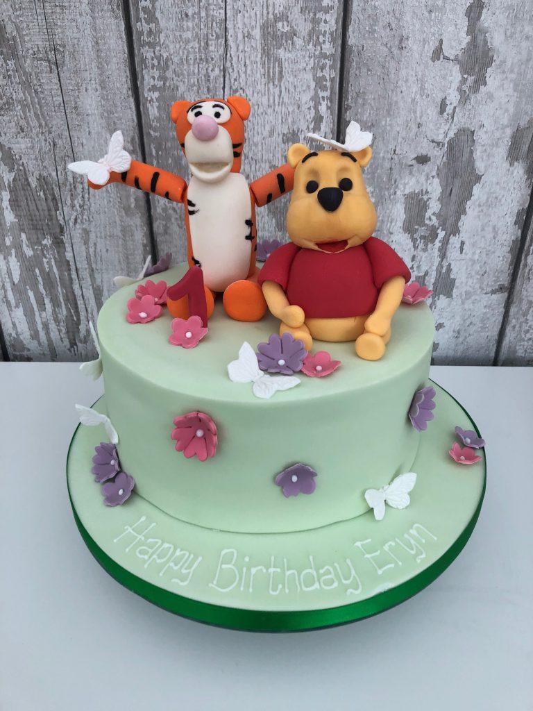 Winnie The Pooh Cakes La Belle Cake Company London